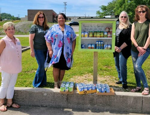 Food drive to benefit on-site blessing box slated for June 19