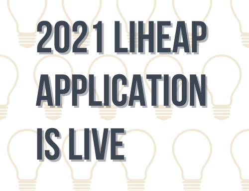 2021 LIHEAP Application Now Available